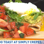 Simply Crepes releases new menu item ahead of Tour de Cure