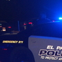 El Paso Police Gang Unit respond to shots fired call in East El Paso