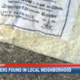 Residents upset after KKK fliers found in West Mobile neighborhood