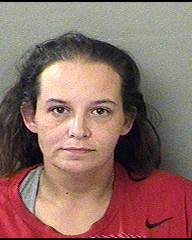 Photo: Christina Roberts Photo source: Escambia County Jail Log