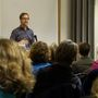 Washington whistleblower speaks to crowd in Maine