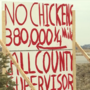 One chicken containment site denied, four approved in Washington County