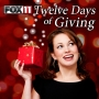 2016 FOX 11 Twelve Days of Giving