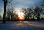A Bitter Cold And Beautiful Sunrise Saginaw-by Howard2.jpg