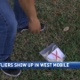 KKK fliers show up in west Mobile
