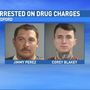 Two men arrested on drug charges on latest MADGE investigation