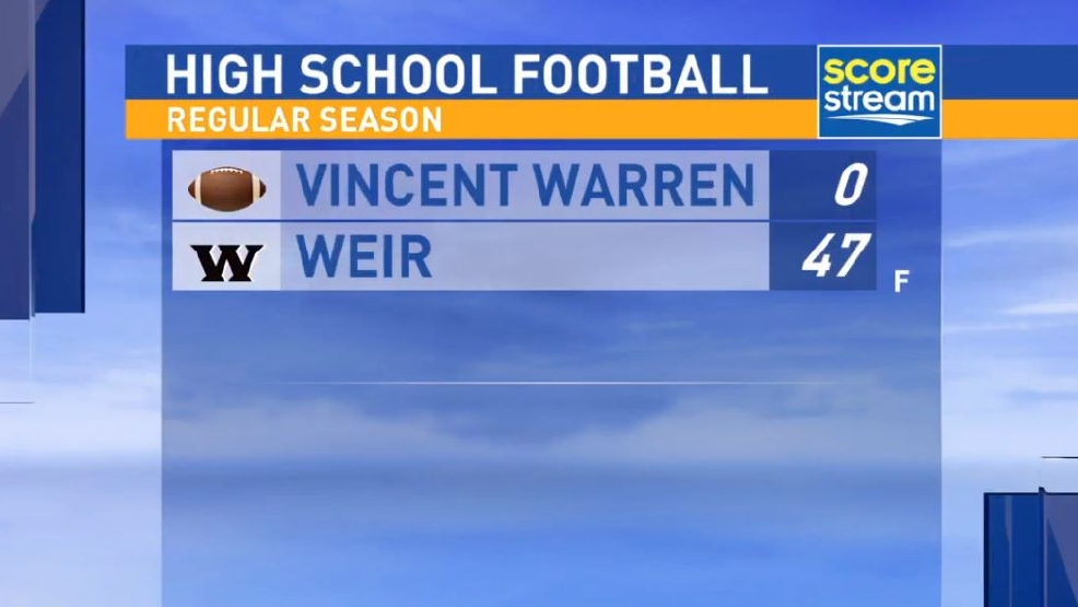 10.14.16 Highlights: Vincent Warren at Weir