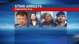 Charleston police hybrid unit arrests eight in Capitol Market area