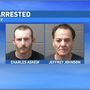 Sheriff: Two people arrested on multiple charges following burglary in Bly