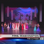 Mrs. Washington speaks out on her holistic journey