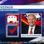 Gov. Asa Hutchinson wins Republican nomination, opponent Jan Morgan will not endorse