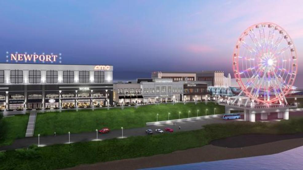 Here's when Newport's $15 million SkyWheel will break ground