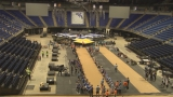 THON preparations underway at the Bryce Jordan Center