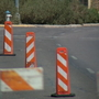 Lane closures for Streetcar Project