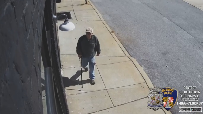 Burglary Suspect: Do you recognize me?