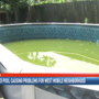 Abandoned pool causing problems for West Mobile neighborhood