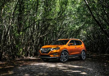 Nissan Serves Up Refreshed 2017 Rogue Three Ways