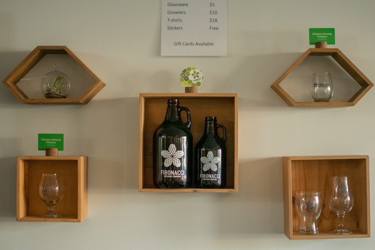 "Patrons can order craft brews in the taproom, or Fibonacci offers growlers, howlers, and crowlers for online orders with a convenient drive-thru window for easy pick up. They also offer delivery within Hamilton county and the 45014-zip code in Butler county. Visit Fibonacci's{&nbsp;}<a  href=""http://fibbrew.com/"" target=""_blank"">website{&nbsp;}</a>to learn more and to see a list of events, including happy hours, food trucks, and musical performances. / Image: Shea Renusch // Published: 11.3.20"