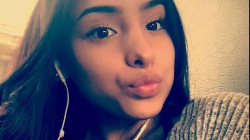Missing 16 Year Old Karen Mejia Caceres Wrgb