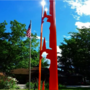 Hemingway Sculpture stolen from Beaver Island District Library