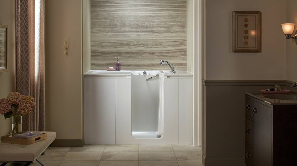The Kohler Company and Tundraland have partnered to offer a safety tub that's smart, safe and easy to use.