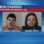 2 Jefferson County men jailed on drug charges
