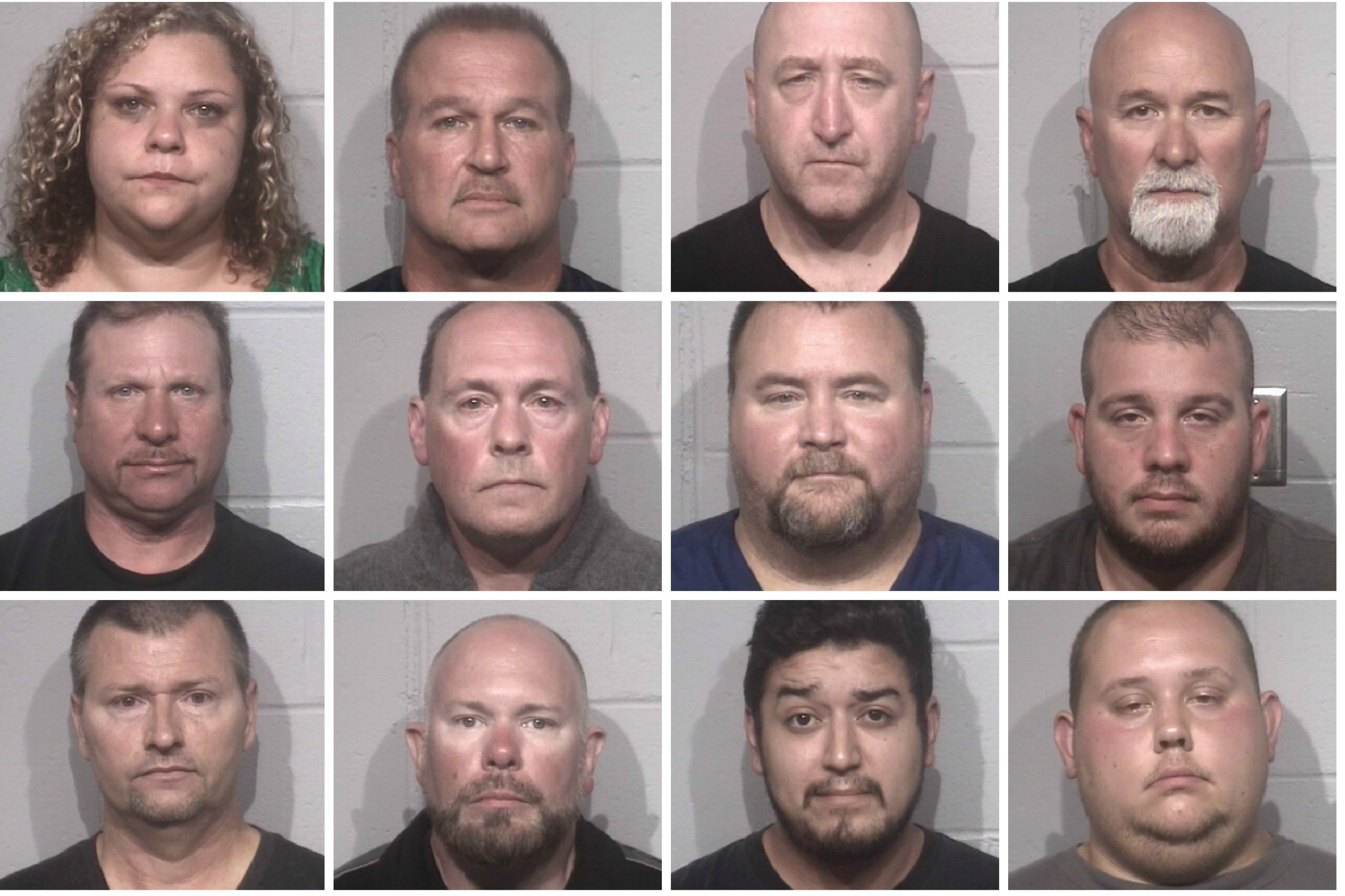 12 arrested, charged with prostitution in Ocean City. (Ocean City Police)
