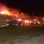 Massive structure fire destroys NEMO business overnight