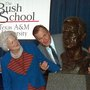 George and Barbara Bush, a 'storybook' 73-year marriage
