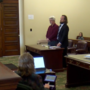 Man accused of sexually abusing child arraigned in county court