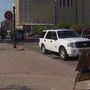 OKCFD: Buildings evacuated after natural gas line hit downtown