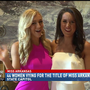 Miss Arkansas contestants arrive in Little Rock