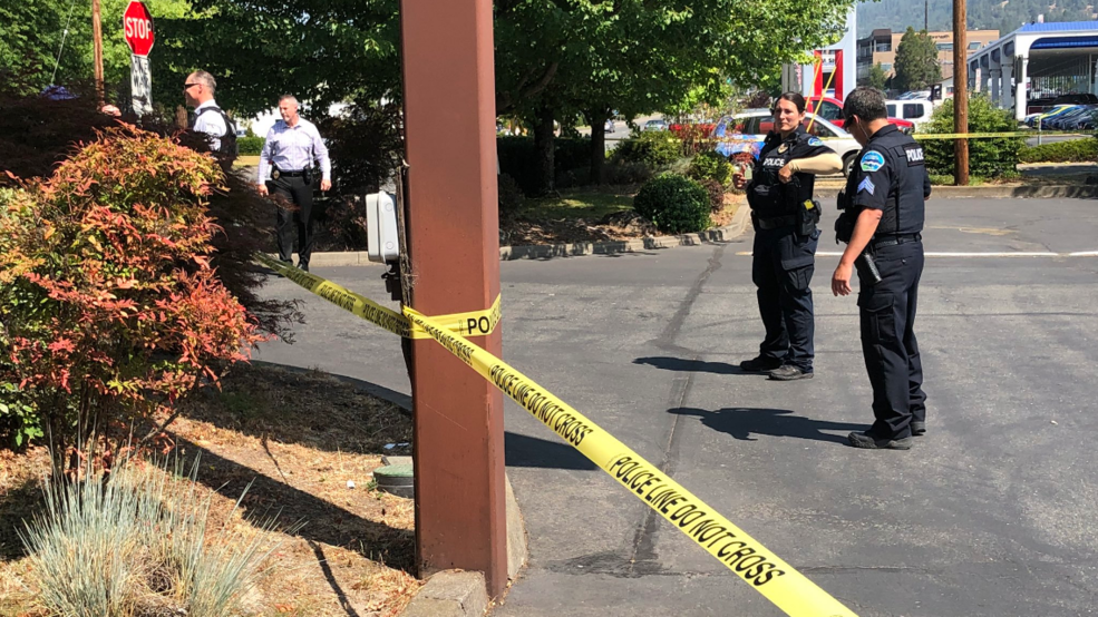 Officer-Involved Shooting at Oregon State Police Office in