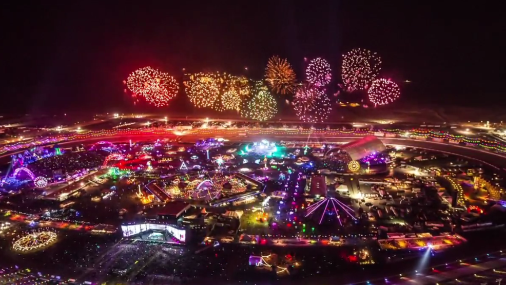 Insomniac reveals lineup for 2017 electric daisy carnival for Las vegas motor speedway edc