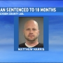 Man sentenced to 18 months following deadly car crash