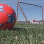 Spring showers leave soccer fields soaked