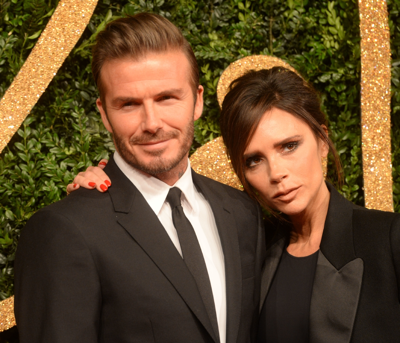 The British Fashion Awards 2015  Featuring: David Beckham, Victoria Beckham Where: London, United Kingdom When: 23 Nov 2015 Credit: WENN.com