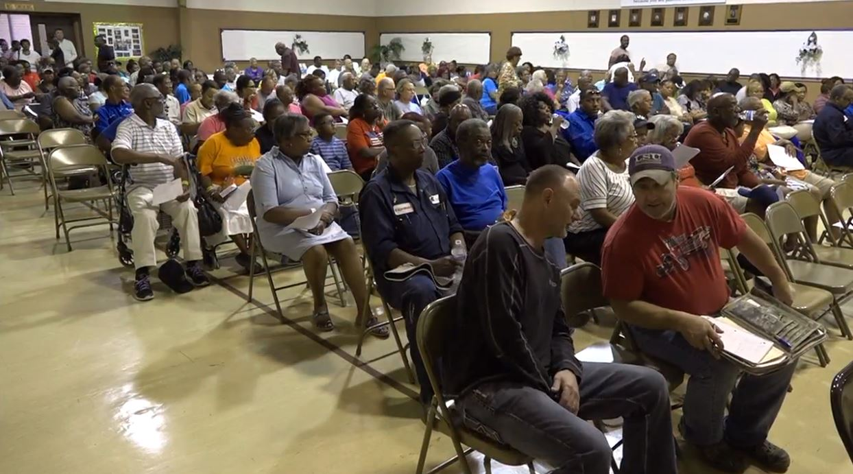 Port Arthur residents seek answers on requirements for rebuilding their homes
