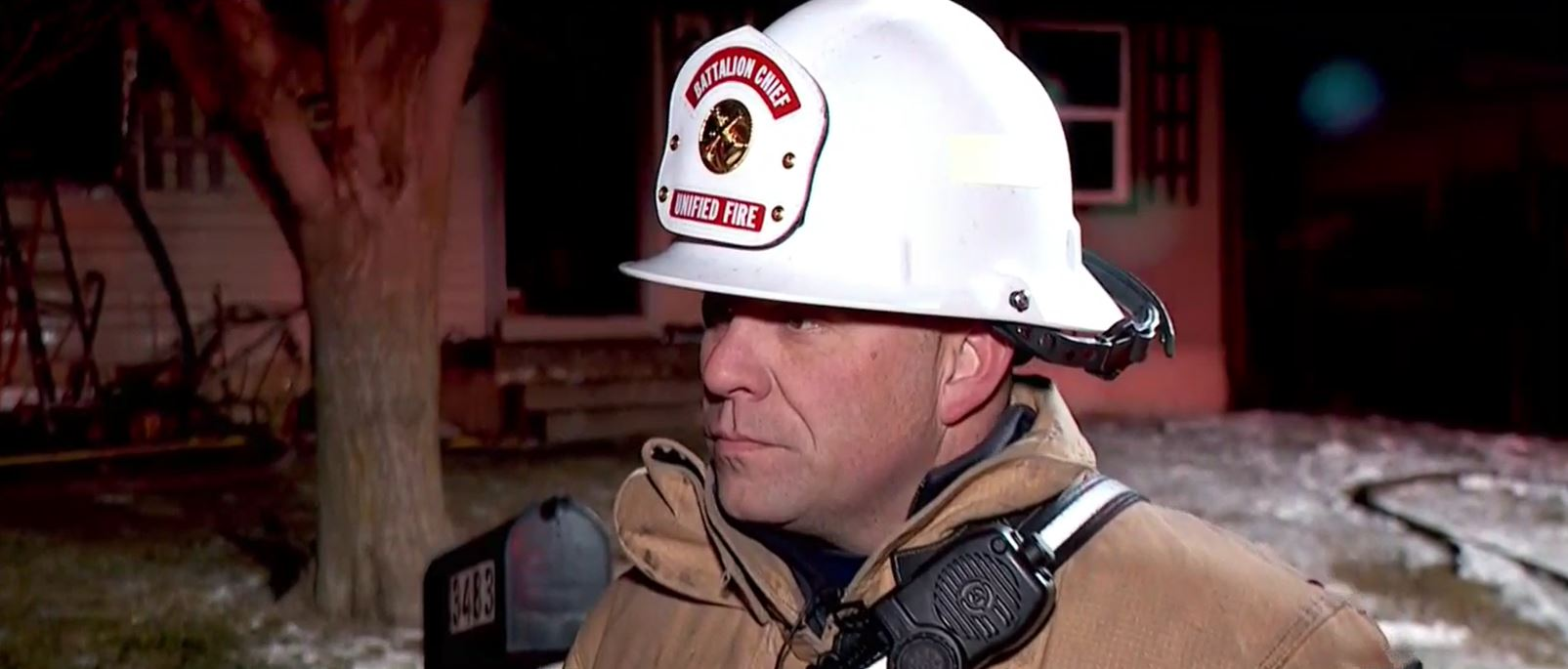 Taylorsville house fire kills 21-year-old man, pets. (Photo: KUTV)