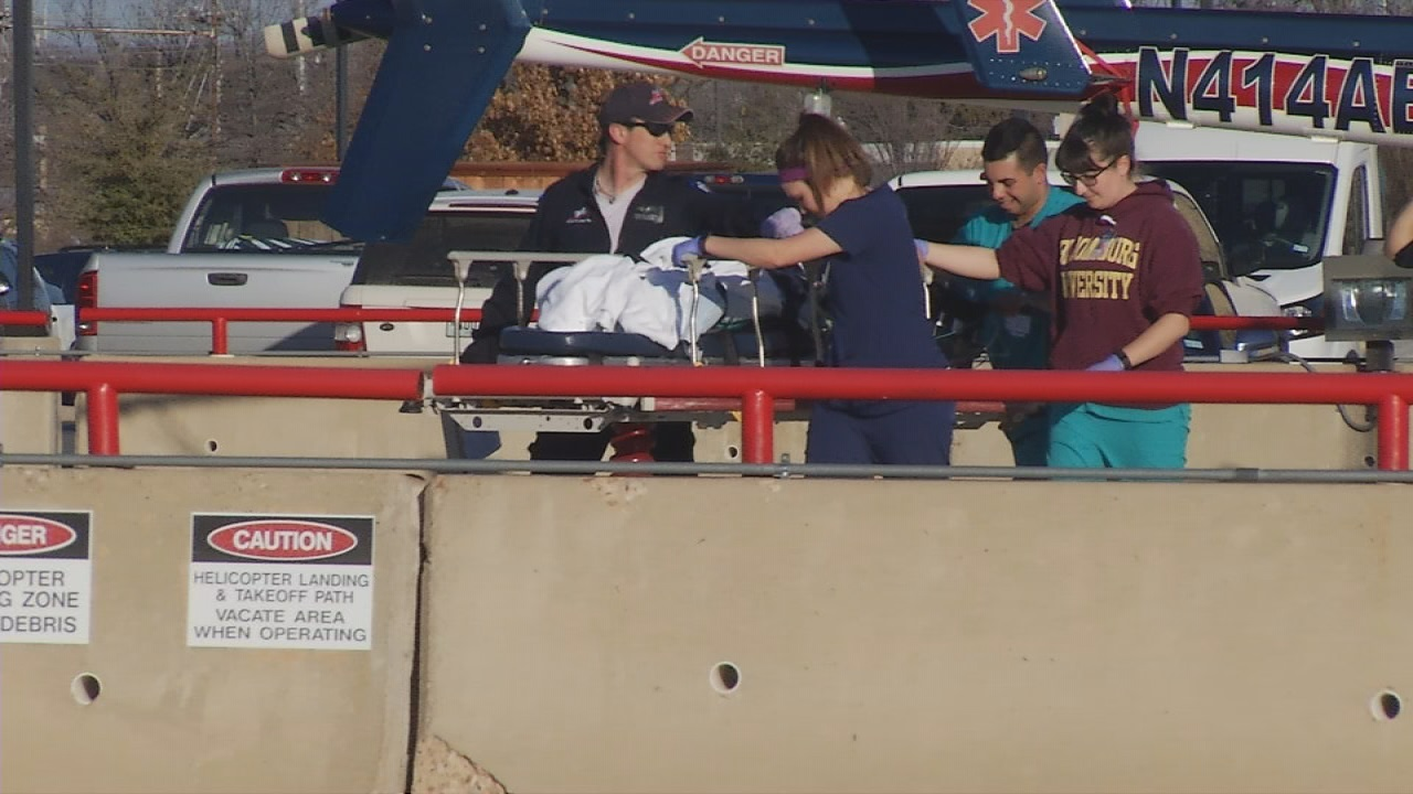 A 4-year-old girl was flown to Hendrick Hospital in Abilene after being hit by a car in Albany.Â?