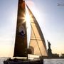 Company makes sails for ships competing in Atlantic Cup