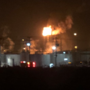 Fire at Kern Oil & Refinery Co.