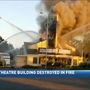 Dinuba landmark destroyed by fire