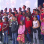 Stella Hills Elementary class celebrates National Red Nose Day