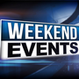 Weekend events happening May 25-28
