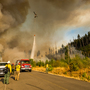 11 major fires in Oregon - Updating the burns