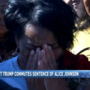 Alabama woman released from federal prison after Trump shortens her life sentence