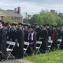 Hundreds gather for Colby College commencement