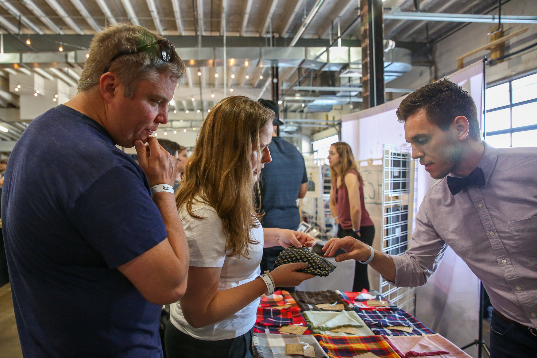 The American Field Pop-Up features some of the best artisans in the country and it's at Union Market this weekend. Dozens of vendors are offering wares from handcrafted jewelry to small-batch foods. The pop-up will last through the weekend - just in time to buy a last minute Mother's Day gift.{ }(Amanda Andrade-Rhoades/DC Refined)