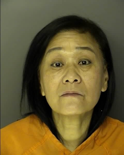 Su Guixiang, 57, of Surfside Beach, was arrested for prostitution at Juns Therapeutic Massage, the release said. (J. Reuben Long Detention Center)